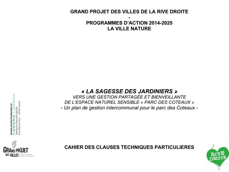 Cahier des charges PDG parc des Coteaux-1